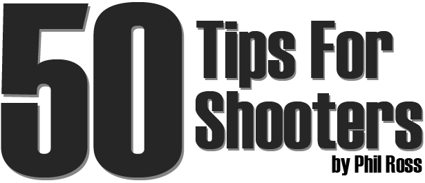 Shotgun sports 50 tips for shooters by phil ross