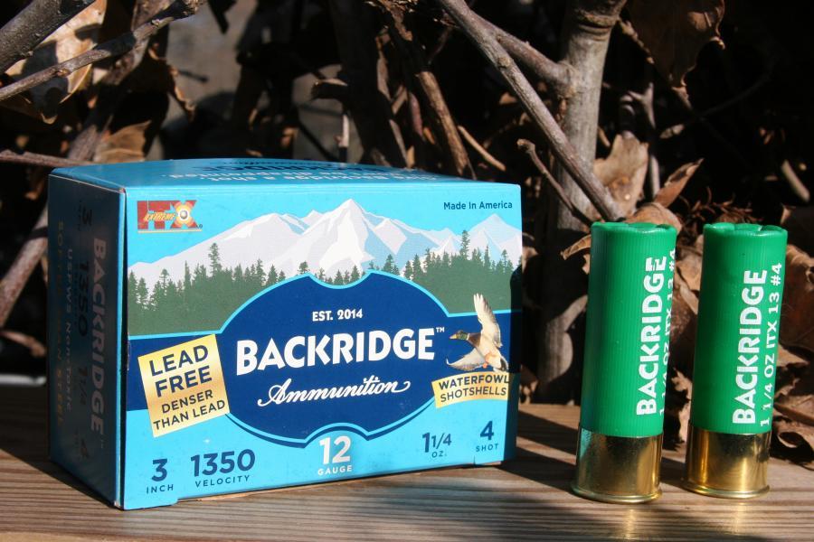 Backridge Ammunition's ITX Non-Toxic Shot | Shotgun Sports